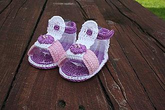 Topánočky - Sandálky - 8233385_