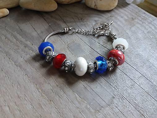 Pandora náramok slovak   Johnny7 - SAShE.sk - Handmade Náramky 69b10675a11
