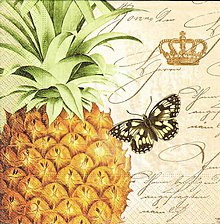 Papier - ananás - 8232507_