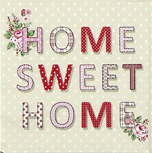 Papier - Home sweet home - 8234057_