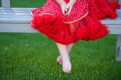 Detské oblečenie - Bodkované retrošaty - 8234189_