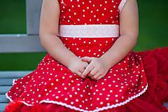 Detské oblečenie - Bodkované retrošaty - 8234190_