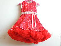 Detské oblečenie - Bodkované retrošaty - 8234216_