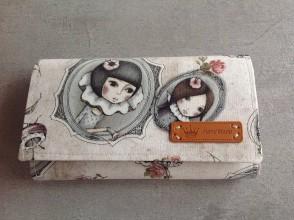 Peňaženky - Peňaženka santoro - 8234363_