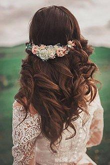 Ozdoby do vlasov - Venček do vlasov - 8231507_