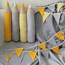 Úžitkový textil - Farebná izbička na objednávku - 8233447_