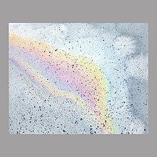 Obrazy - Po dešti - originál, akvarel - 8233526_