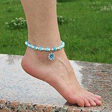 Iné šperky - Tyrkysová kolekcia V - 8234571_
