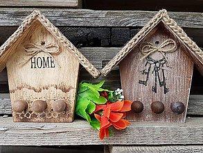 Nábytok - Domček na kľúče - 8235811_
