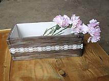 Nábytok - Zachránený šuflíček č.1 - akciová cena - 8237275_