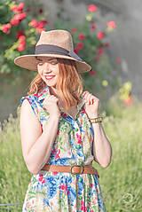Šaty - Letné košeľové šaty - 8237032_
