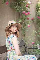 Šaty - Letné košeľové šaty - 8237035_