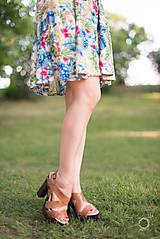 Šaty - Letné košeľové šaty - 8237036_