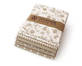 Textil - Bavlnené látky - balíček TFQ095 - 8235336_
