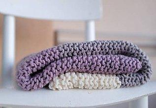 Textil - ...závan francúzskych polí... - 8240987_