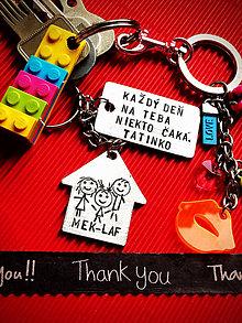 Kľúčenky - PRE TATINKA ...  - 8237627_