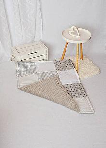 Textil - Detská MINKY deka ♥♥♥ - 8240393_