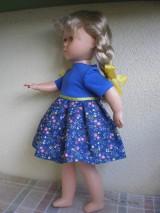 Bábiky - Šaty pre Evičku - 8160496_