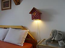 Svietidlá a sviečky - Svietidlo ŽIŽA búdka 574 - 8237601_