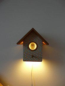 Svietidlá a sviečky - Svietidlo ŽIŽA búdka 575 - 8237606_