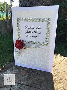 Papiernictvo - Svadobné menu - 8238625_