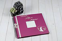 Papiernictvo - Svadobný fotoalbum - 300 - 8240248_