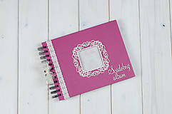 Papiernictvo - Svadobný fotoalbum - 8240283_
