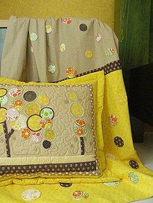 Úžitkový textil - Závesy s aplikáciami...:) - 8240535_