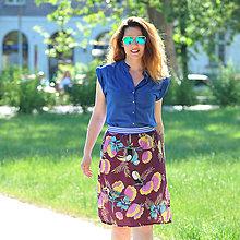 Sukne - Letná sukňa Funky, vel S - M - 8237974_