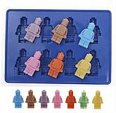 Pomôcky/Nástroje - Silikónová forma LEGO postavičky - 8241767_