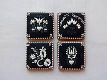 Dekorácie - Medovník-ornamenty - 8241368_