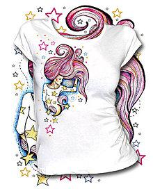 Tričká - Tričko s krátkym rukávom - Stars - 8241806_