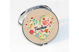 Zrkadielka - teacher - 8245323_