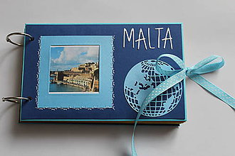 Papiernictvo - Fotoalbum - Malta - 8244609_