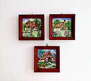 Kolekce miniaturních obrázků.