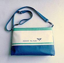 Veľké tašky - s vážkou - 8245705_