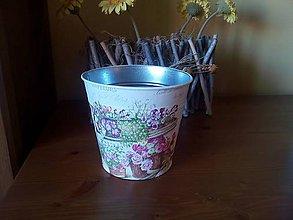 Nádoby - kvetinový kvetináč - 8248094_