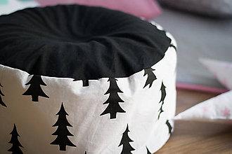 Úžitkový textil - Sedací pufík - 8247189_