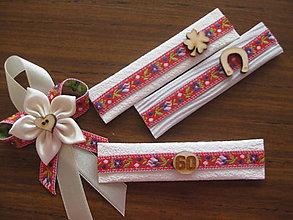 Darčeky pre svadobčanov - Svadobné žuvačky Folk - 8246589_