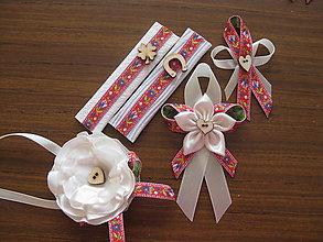 Darčeky pre svadobčanov - Folkové pierko - 8246669_