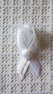 Pierka - Biele svadobné pierka pre hostí - 8246843_