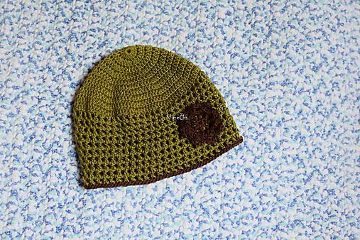 ba93778ae Háčkovaná čiapka / klimecka - SAShE.sk - Handmade Detské čiapky