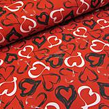 Textil - Limitka - SRDCE - 8250746_