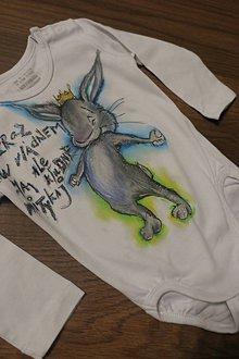 Detské oblečenie - Teraz tu vládnem ja - 8252861_