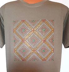 Oblečenie - Pánske tričko ... - 8251697_