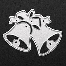 Pomôcky/Nástroje - šablóna x-cut vianočné zvončeky - 8249653_