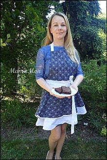 Iné oblečenie - Fertuška do kuchyne - 8249934_