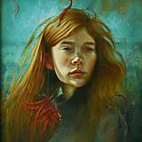 Obrazy - red hot, malba - 8252394_