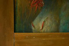 Obrazy - red hot, malba - 8252395_