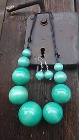 Sady šperkov - Mäta pastel sada 2v1 - 8251305_